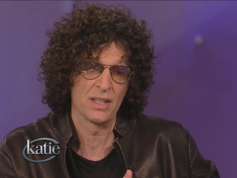 Video! Howard Stern Talks Therapy, Personal Obsession and More on 'Katie'
