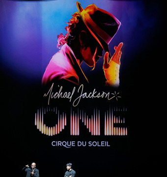 Sneak Peek! Cirque du Soleil's 'Michael Jackson One'