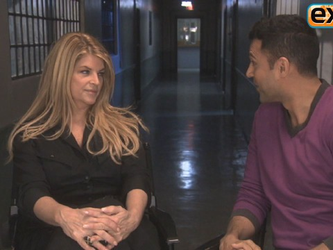 Kirstie Alley Talks Babies, Renovations and 'Psycho' Guys