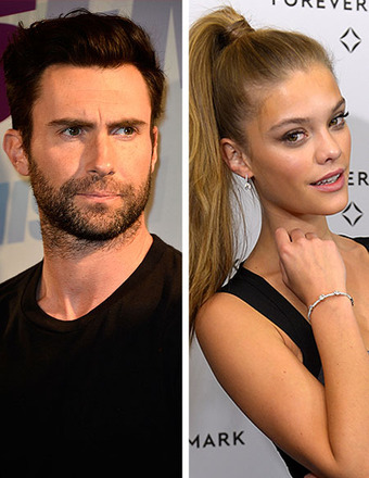 Adam Levine's Latest Model Girlfriend