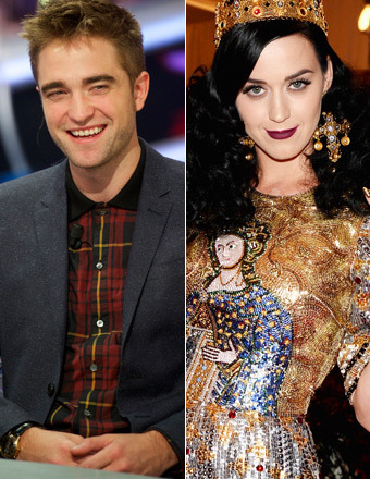 Hot New Couple? Katy Perry and Rob Pattinson Spotted at Bjork Concert