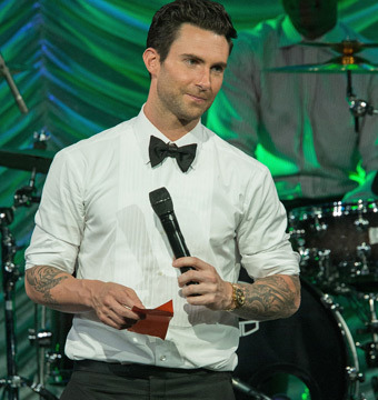 Adam Levine Responds to 'I Hate This Country' Comment
