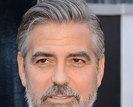 Extra Scoop: George Clooney Slams Report He Was Holding Hands with an Ex