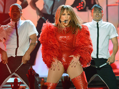 Jennifer Lopez's Skimpy Outfit Causes Uproar in Britain