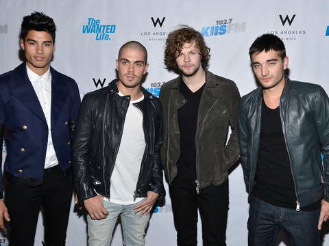 The Wanted: Fan Mania at The Grove!