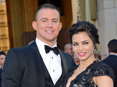 Report: Channing Tatum and Jenna Dewan Welcome First Baby!
