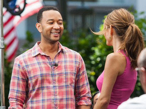John Legend Reveals Wedding Details