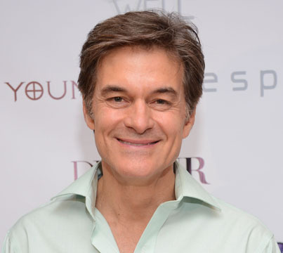 Dr. Oz on Today's Top Health Headlines