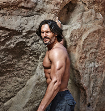 Pics! Joe Manganiello Shows Off Ripped Bod in Men's Health UK