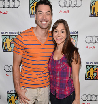 'American Idol' Wedding: Ace Young and Diana DeGarmo Tie the Knot