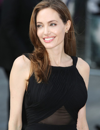 Angelina Jolie Returns to Red Carpet for 'World War Z' Premiere