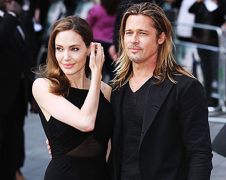 Brad Pitt on Angelina Jolie's Surgery and How They Told the Kids