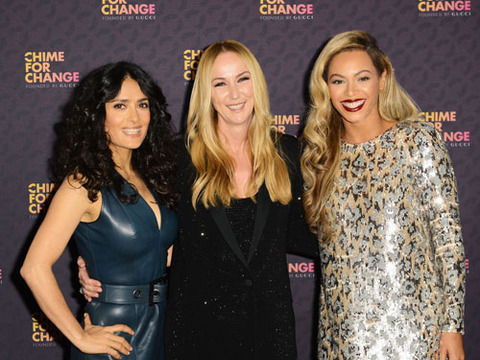 Pics! Stars Shine at Chime for Change