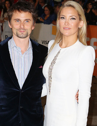 Matt Bellamy on Wedding Plans with Kate Hudson