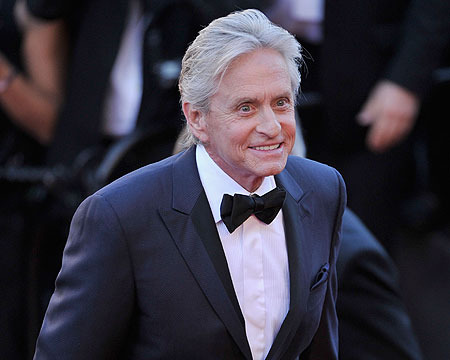 Michael Douglas' Throat Cancer Caused by Sex?