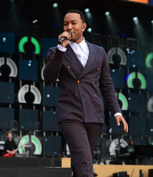 Video! John Legend on Finding His Own Path in NYC