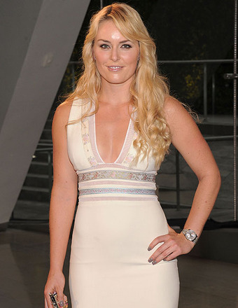 Was Lindsey Vonn Drug-Tested at the CFDAs?