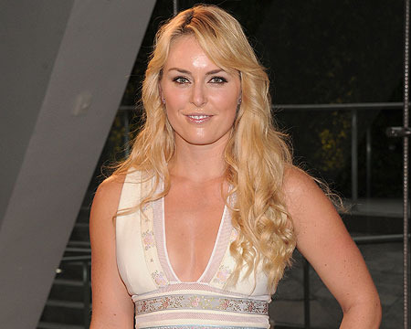 Lindsey Vonn Defends Tiger Woods' Golf Game
