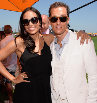 Matthew McConaughey: 'I Did Start Losing My Eyesight' After Weight Loss