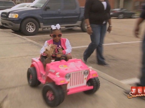 Sneak Peek! Meet the New Honey Boo Boo of 'Toddlers and Tiaras'