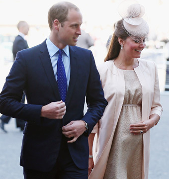 Royal Baby Watch: Kate Middleton Is in Labor!