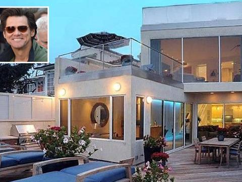 Pics! Jim Carrey Sells $13-Million Malibu Pad