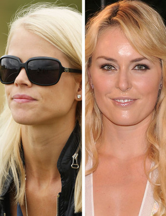Report: Elin Nordegren 'Hates' Lindsey Vonn and Her Romance with Tiger Woods