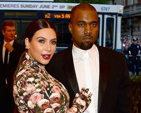 Kim Kardashian Sends Kanye West a Sweet Birthday Message