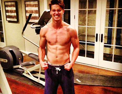 Patrick Schwarzenegger Height Patrick Schwarzenegger is