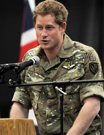 Report: Prince Harry Defended Gay Soldier in Homophobic Attack