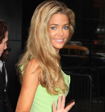 Is Denise Richards Father Still Dating Sherilee