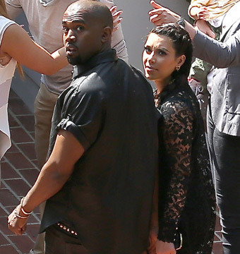 Kanye West's Alleged Mistress Firing Back?