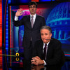 John Oliver Takes Over for Jon Stewart on 'The Daily Show'
