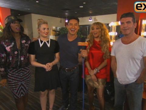 'X Factor': No Divas Here, Says Kelly Rowland