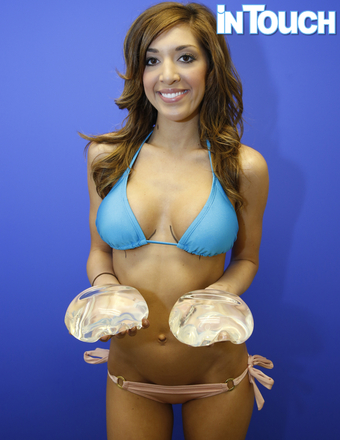 Pics! 'Teen Mom' Turned Porn Star Farrah Abraham Gets Another Boob Job
