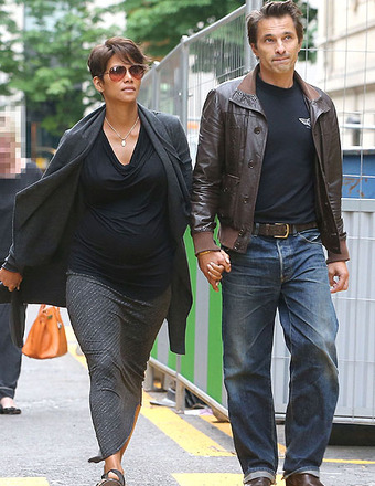 Halle Berry Is Expecting a Boy!