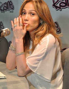 Video: Jennifer Lopez Hears She Landed Coveted Movie Role – LIVE!