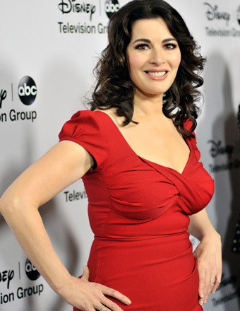 Celebrity Chef Nigella