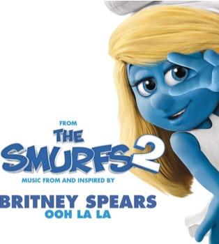 Listen to Britney Spears' New 'Smurfs 2' Song