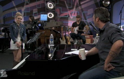 'The Voice' Sneak Peek: Finals Week!