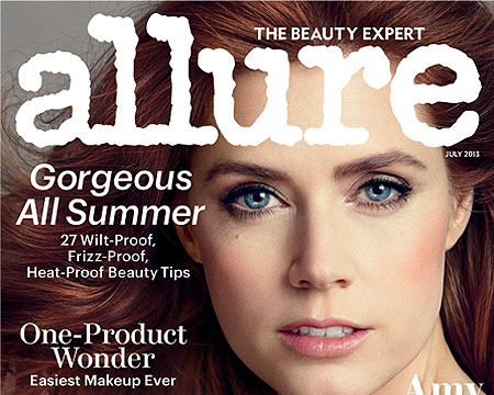 Amy Adams on Diet and Body Obsessions: 'I Just Don't See the Point'