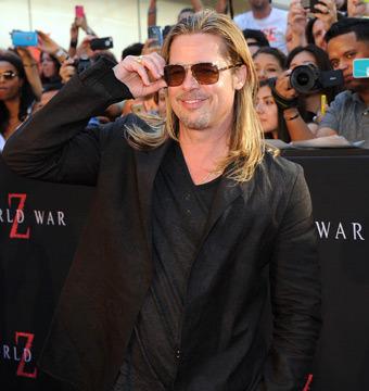 Brad Pitt to Kim Kardashian: 'You Can Never Have Too Many'