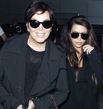 Kim Kardashian Moving Out of Beverly Hills… to Live with Mom!