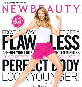 Want to Be Hot Like Stacy Keibler? 'Try to Sweat Every Single Day'