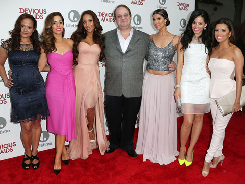 'Devious Maids' Ready to Move Past Stereotype Controversy