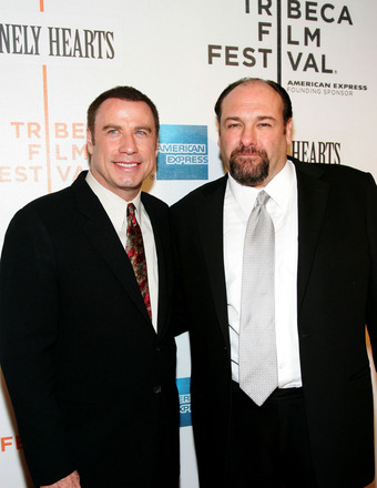 John Travolta on Death of Friend James Gandolfini