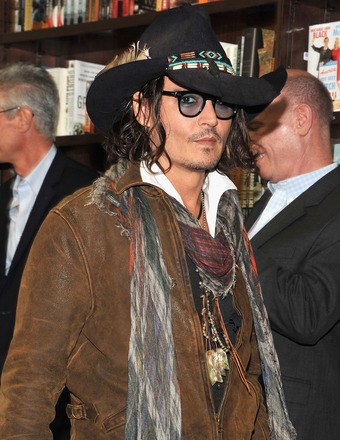 Johnny Depp on Vanessa Paradis Split: 'It's a Win, Win'