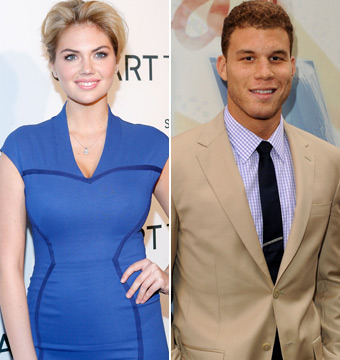 Kate Upton Spotted Holding Hands with NBA Hunk