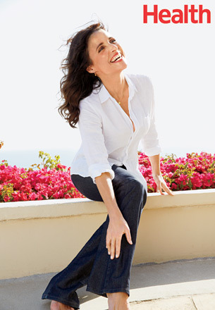 Julia Louis-Dreyfus on 'Leaning In': 'That's Absurd'