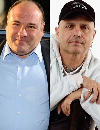'Sopranos' Co-Star on James Gandolfini's Eating Habits: 'I Was Worried'